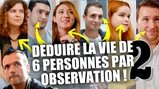 Download Déduire la vie de 6 personnes #2 - Mentalisme Video