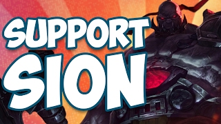 Download SION SUPPORT IS SUPER STRONG?! WHAT WHOA CLICKBAIT TITLE HOLY COW I ALMOST DIED IN MEXICO Video