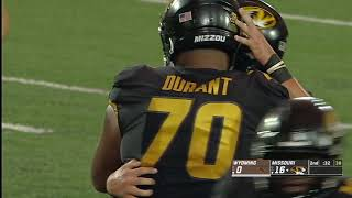 Download HIGHLIGHTS: Mizzou moves to (2-0) vs Wyoming Video