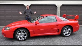Download Here's Why the Mitsubishi 3000GT VR-4 Was a 1990s Icon Video