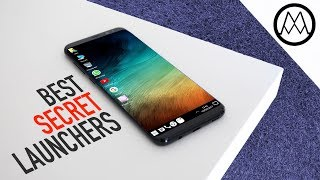 Download The Best SECRET Android Launchers of 2017? Video