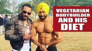 Download Vegetarians too can be bodybuilders Video