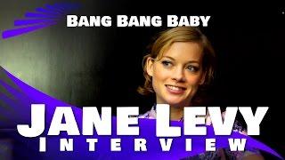 Download Jane Levy Interview: Bang Bang Baby Video