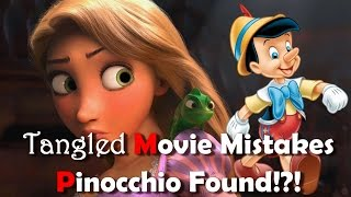 Download 10 Best Tangled MOVIE MISTAKES Movie You Totally Missed | Disney Tangled MOVIE MISTAKES Video
