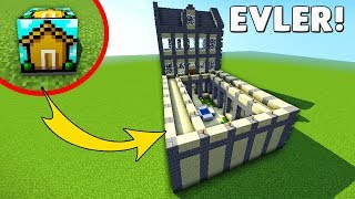 Download BLOK'TAN ÇIKAN EVLER - Minecraft Video