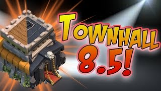 Download Clash of Clans: ″Townhall 8.5 Upgrade Strategy!″   For WAR BEASTS Only! Video