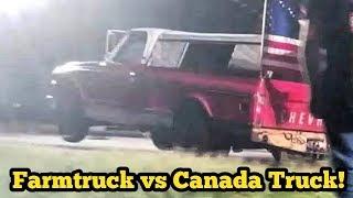 Download Farmtruck vs Full Assault Candian Truck!! Video