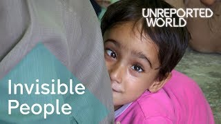 Download Disabled in a war zone: the most vulnerable victims of the Syrian war | Unreported World Video