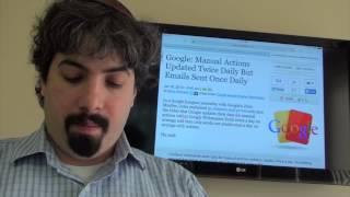 Download Google Sandbox, eBay Google Penalty, Manual Actions & Bing Right To Be Forgotten Video