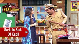 Download Sarla Is Sick Of Kapil - The Kapil Sharma Show Video