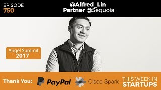 Download E750: LAUNCH Angel Summit: Alfred Lin Sequoia on mission-driven founders, seed stage strategies, AI Video