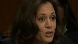 Download Kamala Harris stuns colleagues embarrasses herself at CIA confirmation hearing Video