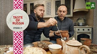 Download From khinkal in the Caucasus Mountains to fish from the Caspian Sea - Taste of Russia Ep. 21 Video