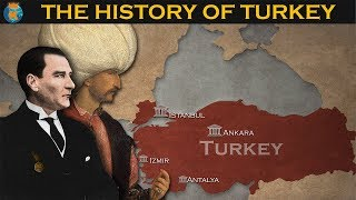 Download THE HISTORY OF TURKEY in 10 minutes Video