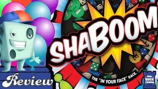 Download Shaboom! Review - with Tom Vasel Video