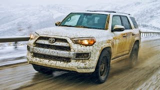 Download Taming Alaska's Deadly Dalton in the 2014 Toyota 4Runner Limited! - Epic Drives Ep. 29 Video