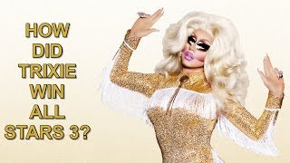 Download How Did Trixie Win All Stars 3? (+ other possible outcomes of the season) Video