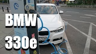 Download BMW 330e plug-in hybrid (ENG) - Test Drive and Review Video