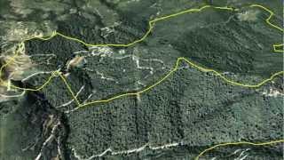 Download GoogleEarth Sarrià-Sant Gervasi District - BARCELONA Video
