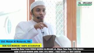 Download (LIVE) Rukyah Mandiri Tanpa Kesurupan || Ust. Hasan Al Mubarok, MA Video