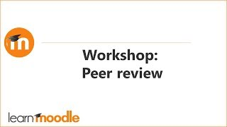 Download Workshop: Peer review Video