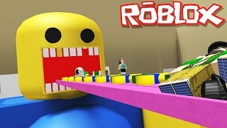 Download Roblox Adventures / Feed the Giant Noob / Turning Into Poop! Video