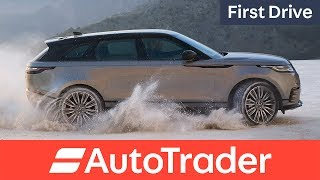 Download Range Rover Velar 2017 first drive review Video