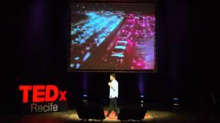 Download A alforria do caracol: Guilherme Jordão at TEDxRecife Video