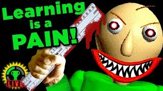 Download MY TEACHER IS CRAZY!! | Baldi's Basics in Education and Learning (Horror Game) Video