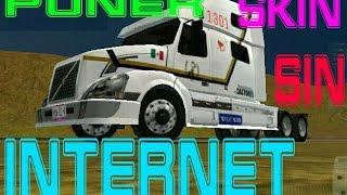 Download Como poner skin en grand truck simulator sin Internet (GAMEPLAY) Video