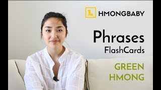 Download Hmong Phrases - Green Hmong Version Video