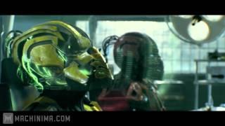 Download Mortal Kombat: Legacy: Cyrax and Sektor Skrillex Reptile Theme Video