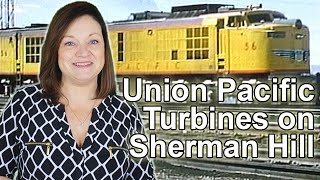 Download See Mighty Union Pacific Turbines Battle Up Sherman Hill! Video
