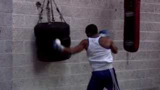 Download Boxing Tyre Bag explosive power and speed Video