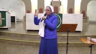 """Download Irmã Zélia Garcia Ribeiro - """"O Espírito Santo nos leva a Jesus na Eucaristia"""" Video"""