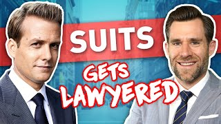 Download Real Lawyer Reacts to Suits (full episode) Video