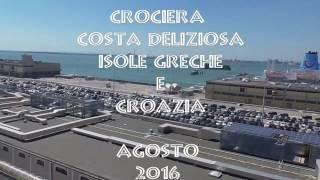 Download CROCIERA CON COSTA DELIZIOSA Video