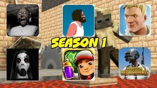 Download Monster School : SEASON 1 - Minecraft Animation Video
