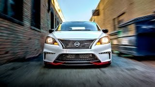 Download 2013 Nissan Sentra NISMO Concept Review Outside & Inside Video