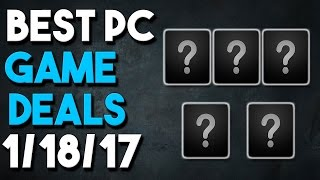 Download Top 5 PC Game Deals of the Week 1/18/17 - Humble Bundle, Bad Company 2 and More! Video
