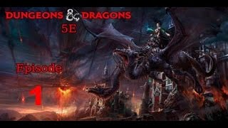 Download Dungeons and Dragons 5e, Forgotten Realms, Episode 1 ″Lost Mine of Phandelver″ Video