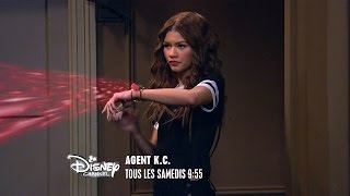 Download Agent K.C. - Tous les samedis à 9h55 sur Disney Channel ! Video
