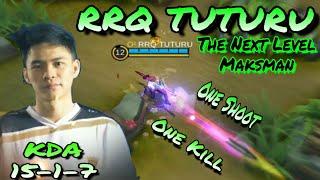Download RRQ TUTURU Pake Lesley Spesial New Emblem Maksman Hasilnya Luar Biasa GGWP | Ranked Match Video