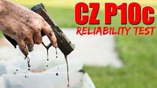 Download CZ P10c Reliability Test: Gauntlet FAIL? Video