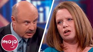 Download Another Top 10 Most Shocking Guests on Dr. Phil Video
