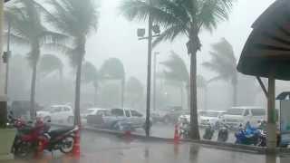 Download Koh Samui when the rain coming... Video