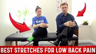 Download Best Stretches for the Low Back Pain Video