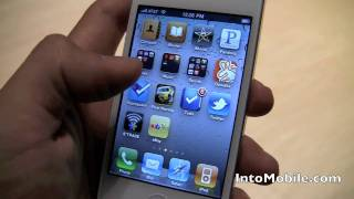 Download Hands on iPhone 4 and the iOS 4 (iPhone OS 4) Video