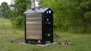 Download High Efficiency Indoor and Outdoor Wood Gasification Boilers by Empyre Video