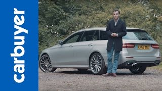 Download Mercedes E-Class estate 2016 review - Carbuyer Video